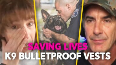"""Her Life's Mission """"Save as Many Police Dogs From Dying as Possible"""" – EP.69"""