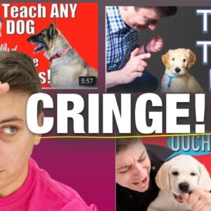 Reacting to my old videos…Don't Watch!